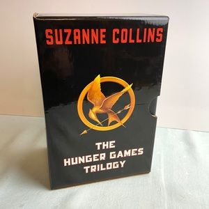 The Hunger Game Trilogy - Hard Cover New (Other)